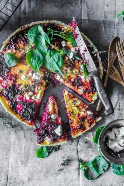 beetroot-tart