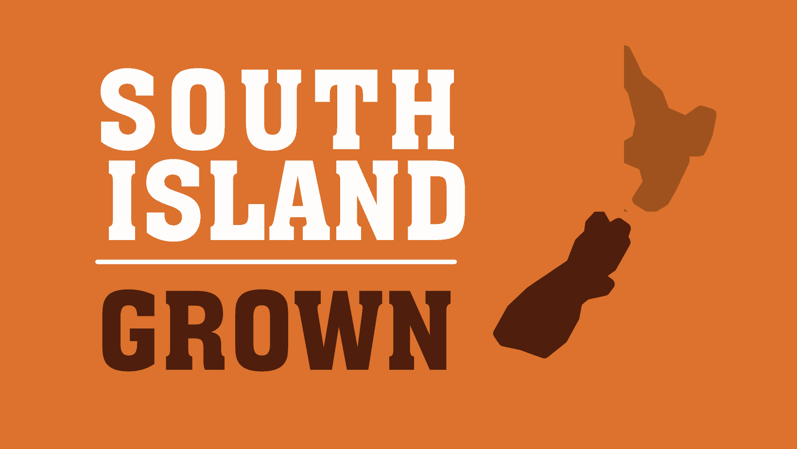 Copy of Copy of SOUTH ISLAND GROWN